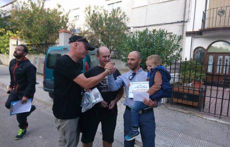 LOS CALARES DEL RIÓ MUNDO BTT SE SUMAN A LA INVESTIGACIÓN DEL CÁNCER INFANTIL A TRAVÉS DE EL RETO DE PABLO