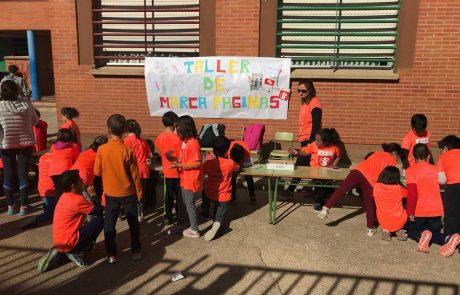 TALLERES INFANTILES ORGANIZADOS POR LOS ALUMNOS DEL RAMÓN Y CAJAL
