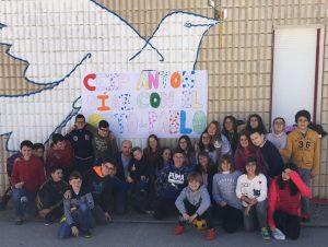 #CEIP El Bonillo , colaboradores de #ElRetoDePablo