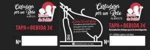 1 ticket #CortadoresPorUnReto ¡¡una opción para el sorteo!!